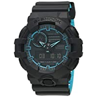Casio G-Shock Watch For Men Quartz , Analog-Digital Display and Resin Strap GA-700SE-1A2DR
