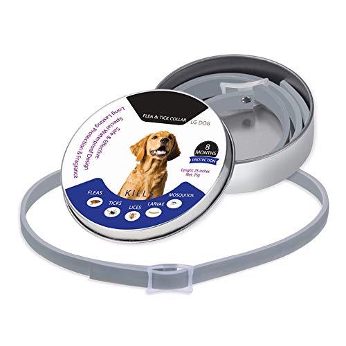 SEN Collar Perro Mosquito Collar Repelente Collar