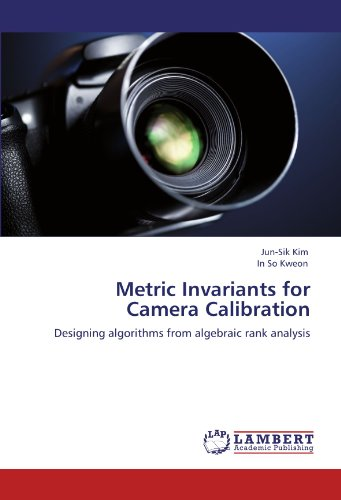 Metric Invariants for Camera Calibration: Designing algorithms from algebraic rank analysis