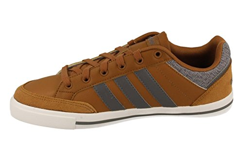 adidas Cacity, Sneaker a Collo Basso Uomo Marrone (Timber S5-St/Grey Five /Ftwr White)