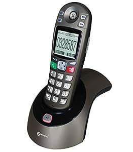 Geemarc Amplidect 280 Téléphone sans fil senior (version Française)
