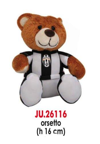 Preisvergleich Produktbild Sportbaer 26116 - F.C. Juventus Teddy, beige