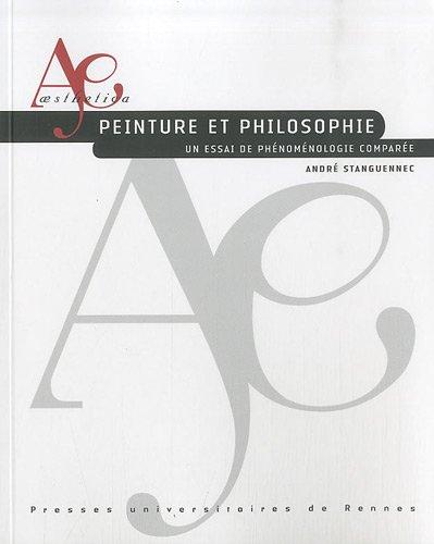 Peinture et philosophie : Un essai de phénoménologie comparée