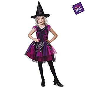 My Other Me Me Me - Halloween Bruja Disfraz, Multicolor, 7-9 años, Fun Company 203187