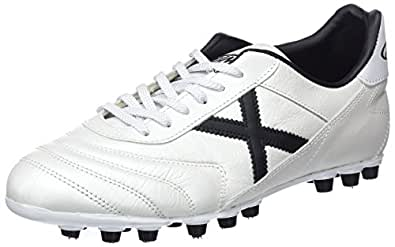 Munich Mundial U25, Chaussures de Fitness Mixte Adulte, Blanc (White 316), 43 EU