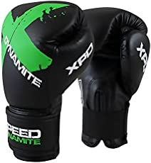 Xpeed Safety Spar Boxing Gloves For Senior Players Made From High Quality PU Material Available Sizes 10,12 Oz