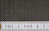 Carbongewebe 95g -Leinwand-