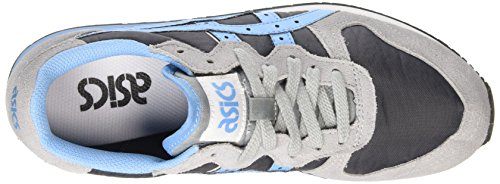 Asics OC Runner Unisex-Erwachsene Sneaker Grau (dark Grey/light Blue 1641)