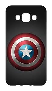 Mott2 Back Case for Samsung Galaxy A5 2015   Samsung Galaxy A5 2015Back Cover   Samsung Galaxy A5 2015 Back Case - Printed Designer Hard Plastic Case - Mott2 printed case - superheros theme