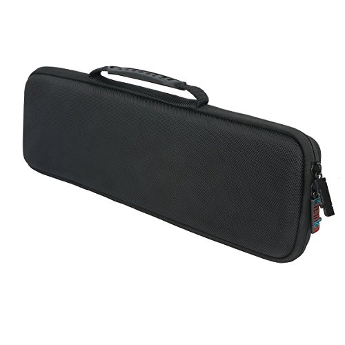 Für Akai Professional LPK25 Laptop Performance USB MIDI Keyboard Controller EVA Hart Reise Tragetasche Tasche von Khanka