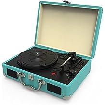 Amazon.es: tocadiscos vinilo vintage