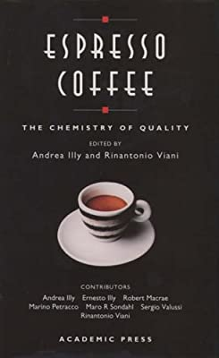 Espresso Coffee: The Chemistry of Quality from Academic Press Inc