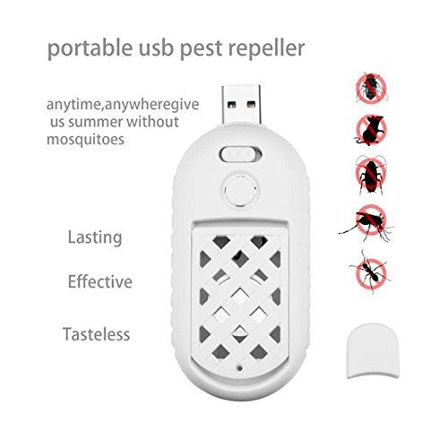 Mosquito Eliminator (LED Vernichter UV-Insektenvernichter Lampe Innenraum des Mosquito Insekt fangen Eliminator UV-Lampe Mücken Falle von Insekten mit Ventilator, frei von Produkt, # 34)