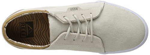 Reef Ridge Tx, Baskets Basses Homme beige - Beige (Light Grey)