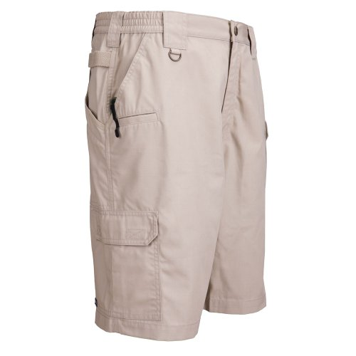 5.11 Tactical Herren Shorts TacLite Men' Größe L  - TDU Khaki (Cotton Tactical 5.11 Shorts)