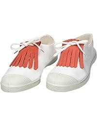 TRIPLETTES Shoe Decoration Charms, Multicolour (Or Doré/jaune/mari), One Size Bensimon