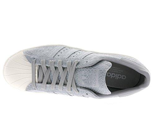 ADIDAS Superstar 80s Sneaker Grau