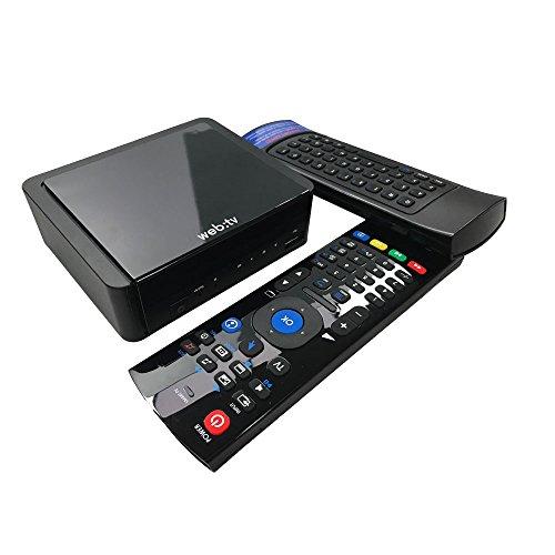 Blusens WebTv W + Smart Remote 2 - Pack de reproductor multimedia...