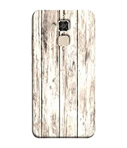 Fuson Designer Back Case Cover for Asus Zenfone 3 Max ZC520TL (5.2 Inches) (Wood Lakadi Antique Fashion Beer Dark Grey )