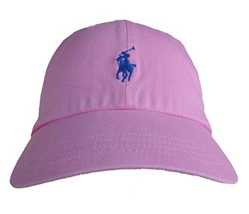 Imagen de ralph lauren set de bufanda, gorro y guantes  para hombre rosa rosa/pink talla única alternativa