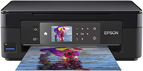 Epson Expression Home XP-452 3-in-1 Tintenstrahl-Multifunktionsgerät Drucker (Drucken, scannen,...
