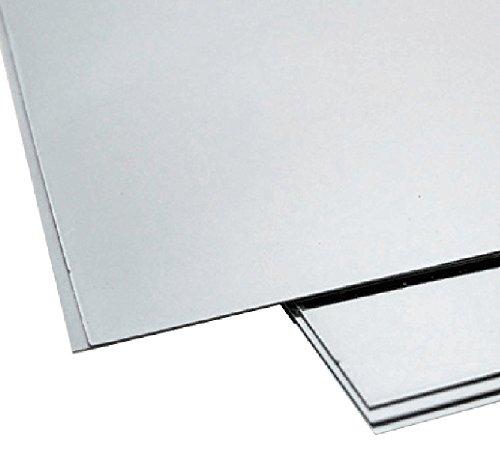 yifun Trade 3/lot 0,2X100X100mm Hohe Reinheit Molybdän Folie Stahlblech Element molybendium MO 99,96% sauerstofffreies für wissenschaftliche Forschung