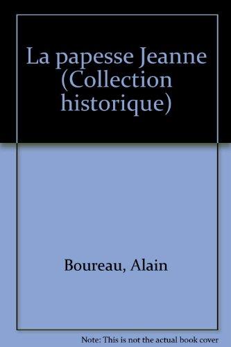 La papesse Jeanne par Alain Boureau
