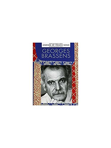 Georges Brassens: Legends Of French Song...