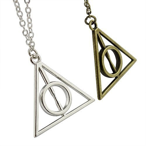 Inception Pro Infinite 2 X Collar Colgante - Triángulo