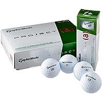 TaylorMade Project (a) Golf Balls (1 Dozen)