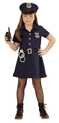 Widmann - Kinderkostüm Polizistin 5