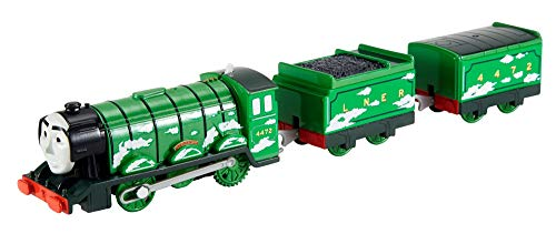 Thomas & Friends DFM88 Flying Scotsman, Thomas the Tank Engine Trackmaster Toy Engine