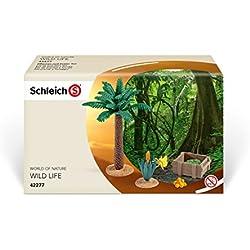 Schleich - 42277.0 - Kit De Plantes Et Nourriture