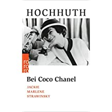 Bei Coco Chanel: Jackie, Marlene, Strawinsky. 2 Akte für 6 Spieler