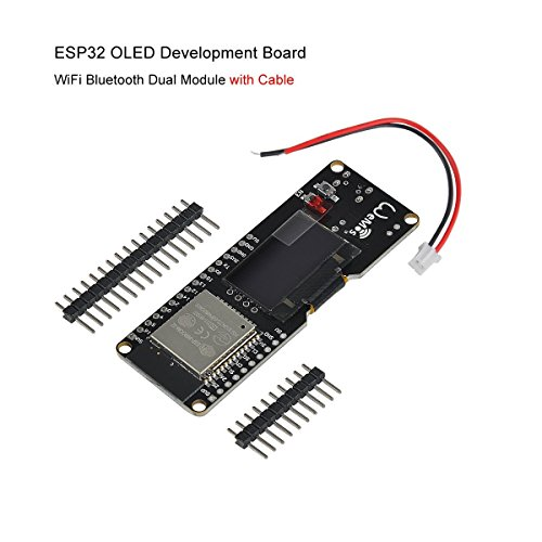"Amazon.co.uk - ESP32 with 0.96"" OLED"