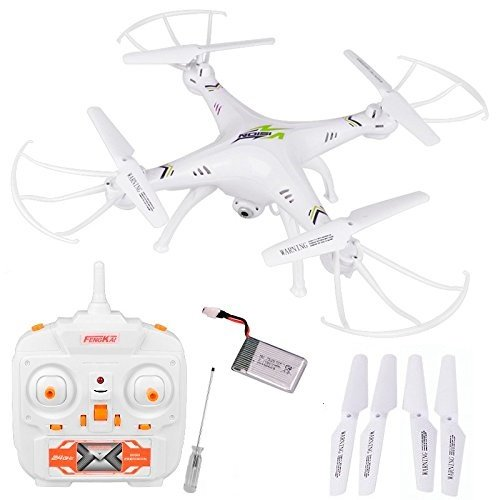 AZi Vision Drone 2 4GHz 4 5CH 6Axis Gyro RC App Control WI-FI Camera Drone