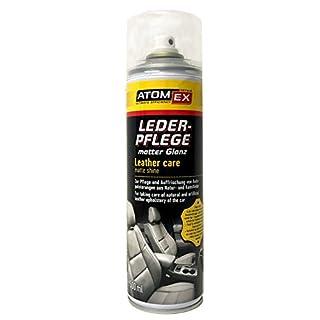 XADO Leder-Pflege Leder-Politur - Matter Glanz - Polster-Reinigung Polster-Pflege - Atomex 500ml