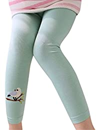 Sensail Leggings Fille, Pantalons Crayon Maigre Skinny Bébé Filles Enfants  Joli Leggings Stretchy Impression d 4e75ec45c730