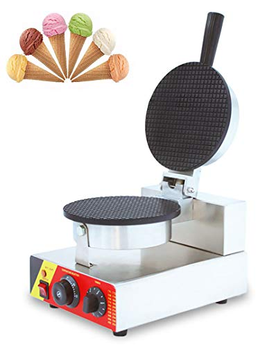 cgoldenwall np-601 Commercial Eistüte Maschine Antihaft-Ei Rolle Waffle Maker Elektrische Haushalt Waffel Herd Belgische Waffel Baker CE Zertifikat - 220V
