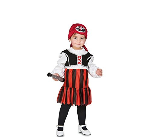 Fyasa 706480-t00 Pirat Baby Mädchen Fancy Dress Kostüm, -