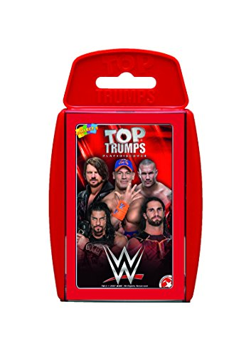 Winning Moves Top Trumps 29865 Specials: WWE Superstars 2