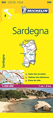 Carte LOCAL Sardaigne