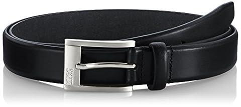 HUGO Men Men's C-Brandon 10112744 01 Belt, Schwarz (Black 2), 85 cm