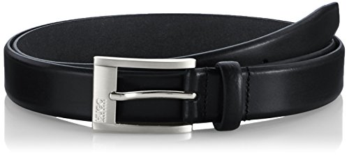 HUGO C-Brandon 10112744 01, Cintura Uomo, Nero (Black 2), 90 cm
