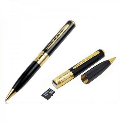 Bolígrafo Espía mejor resolución sul Feria, micrófono oculto a hasta 16GB Spy Pen