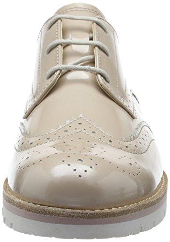 Gabor - Gabor Comfort, Scarpe stringate Donna Beige (94 puder (S.weiss))