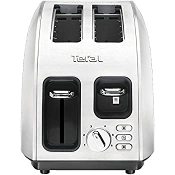 Tefal Grille pain Avanti Inox TT562E10