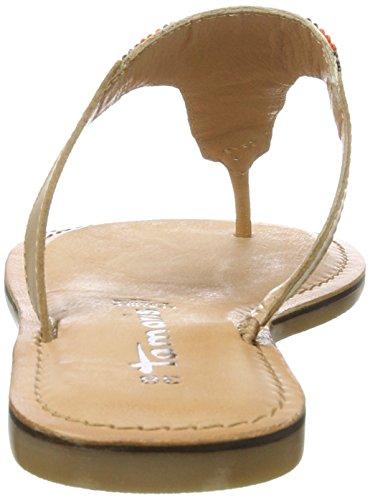 Tamaris 27127, Protège-orteils Pour Femmes Beige (peigne Naturel)