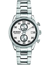 Versus Versace Chronograph White Dial Men's Watch-S66020016