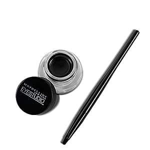 Maybelline New York Lasting Drama Gel Eyeliner, Blackest Black, 2.5g